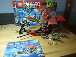 lego ninjago 70738 Dẻ letzte Flug des Ninja-Flugseglers