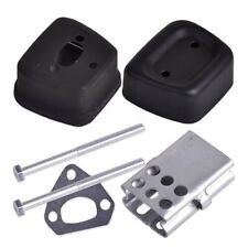 Exhaust Muffler Gasket Bolts Kit Fit For Husqvarna 142 137 141 36 41 Chainsaws