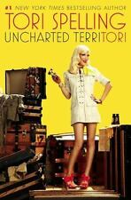 Uncharted TerriTORI by Tori Spelling (2010, Hardcover)