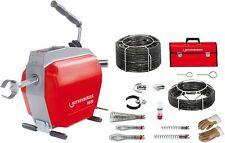 Rothenberger Rohrreinigungsmaschine R 600 SET Rohrreinigungsgerät  16 & 22 mm