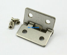 10 Steel Small Automatic Closed Jewelry Box Hinge Spring Loaded Hinge 24mm