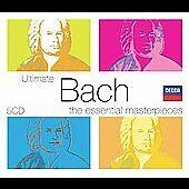 Ultimate Bach [5 CD Box Set] New sealed