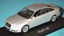 wonderful  new AUDI A6 SALOON 2006 in silver metallic