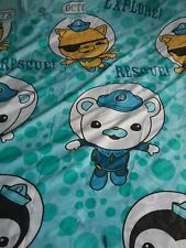Octonauts Single Duvet Cover & Pillowcase
