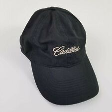 NEW Cadillac Callaway Golf Black Baseball Hat Cap Adjustable Strapback