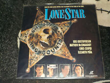 Lone Star Widescreen Laserdisc Matthew McConaughey Frances McDorman Free Ship$30