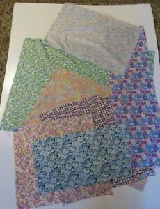 LIBERTY PRINT Remnant Pieces - Various Sizes - Pre-owned & New
