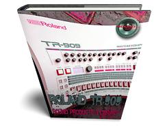 from Roland Tr-909 - Large original Wave/Kontakt Studio Samples/loops Library