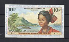 FRANCE Antilles françaises Guadeloupe Guyane Martinique Billet de 10 NF P. N°5a