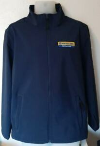 NEW HOLLAND REGATTA SOFTSHELL FARM JACKET EMBROIDERED TRACTOR RUDE AGRICULTURAL