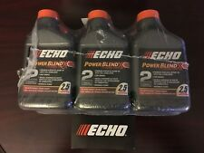 Echo 2.5 Gallon Mix of Power Blend XTended Life 2-Cycle Oil 6.4 Oz 6-pack