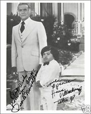 FANTASY ISLAND CAST AUTOGRAPH SIGNED PP PHOTO POSTER