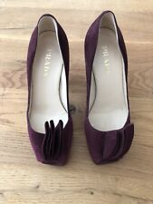 PRADA Pumps Gr. 36, Wildleder