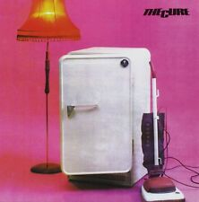 The Cure THREE IMAGINARY BOYS Debut Album REMASTERED Fiction Records NEW CD