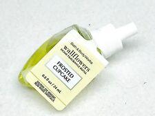 1 REFILL Bath & Body Works FROSTED CUPCAKE Wallflower Home Bulbs Plug