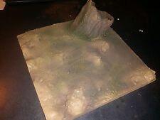 Action Figure 1/6 Scale Store Diorama Souche Arbre Courte - Sideshow 12 pouces