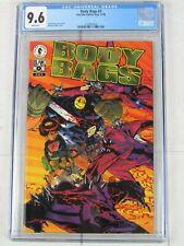 BODY BAGS #3 CGC 9.6 1996 Dark Horse Comics 3720993006