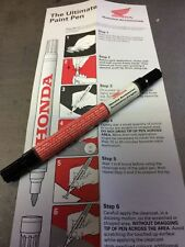 Honda OEM Touch Up Pen Motorcycle R325 Caliente Red