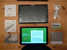 Acer Iconia Tab 10 A3-A40 - 64GB, WLAN ,  25,7 cm  (10,1 Zoll)  Rococo Red - Top