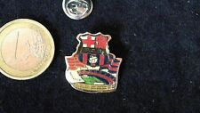 Fussball Logo Emblem Pin Badge FC Barcelona Stadion Wappen Nou Camp
