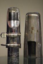 Dukoff D7 brass soprano saxophone mouthpiece