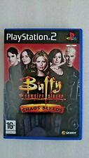 Buffy the Vampire Slayer: Chaos Bleeds (Playstation 2,  2003) - European Version