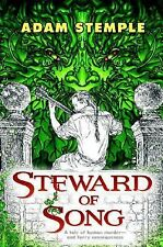 Steward Of Song by Adam Stemple HC new