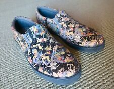 Men shoes Vintage Leather Island by bill Lavin Crackled Weathered nude ladies
