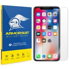 ArmorSuit - Apple iPhone X Tempered Glass Screen Protector (Full Coverage)