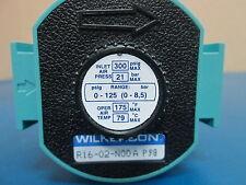 Wilkerson R16-02-N000A G94 Regulator