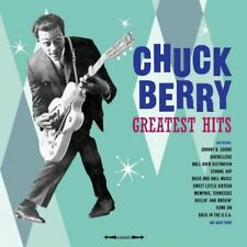 Chuck Berry Greatest Hits 180g Vinyl LP Record Roll Over Beethoven Carol
