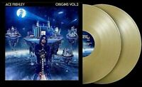 Ace Frehley Origins Vol. 2 Gold Vinyl Limited to 1000 Sold Out In Hand Bonus OOP