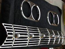 1959 Chevy El Camino Impala Restored grille set- includes headlight doors