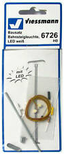 Viessmann 6726 Platform Light LED White Kit H0
