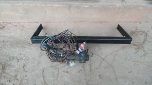 VW PASSAT B7 TOWBAR WITH LOOM AND CONTROL BOX