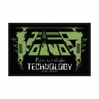 Voivod Killing Technologie Tissé Patch à Coudre Officiel Licence Bande March