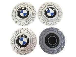 BMW E30 ''Style 5'' Cross-Spoke Wheel 14'' BBS 151mm with lock (set of 4 pieces)