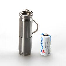 2000Lumen CREE XM-L2 LED TrustFire Mini Flashlight Torch Portable Keychain Lamp