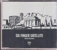 six finger satellite severe exposure cd new  promo  sub pop original