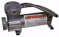 Air Compressor For Air Bag Suspension System AirMaxxx 400 Pewter 200 psi Max