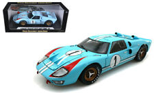 1966 FORD GT40 MK II #1 1/18 SCALE DIECAST CAR MODEL SHELBY COLLECTIBLES SC411