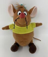 Disney Princess Classics Cinderella Gus The Mouse Stuffed Animal Plush Toy