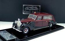 1/43 Rolls-Royce 1950 Phantom IV,HM Queen Elizabeth II Chassis 4AF2