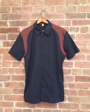 Miu Miu Men's Harness Shirt Sz 16/41 Italy Stretchy Slim