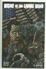 Night of the Living Dead 1 Zombigate Variant Exclusive Limited 850 Avatar HTF