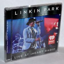 LINKIN PARK Live at iHeart Radio Theater USA +bonus Jimmy Kimmel 2017 CD Sealed