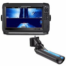 Lowrance HDS-9 Carbon MFD with StructureScan 3D Module and 3D Transducer