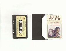 Little Walter ~ The Electric Harmonica Genius ~ Blues Encore Cassette