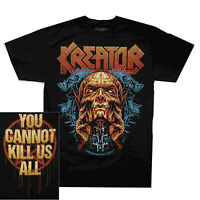 Kreator You Cannot Kill Us Shirt S-XL T-shirt Thrash Metal Band Official Tshirt