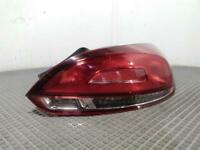 2014 Volkswagen Scirocco 2009 To 2014 O/S Drivers Side Rear Lamp Light RH